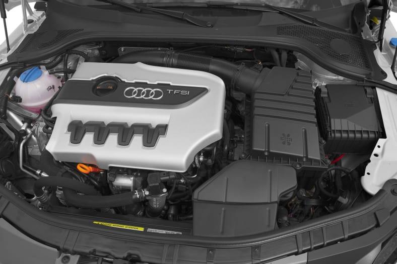 2015 Audi TTS Exterior Photo