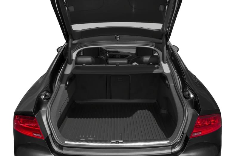 2015 Audi A7 Exterior Photo