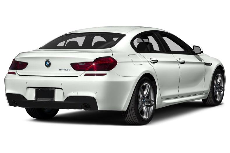2015 BMW 650 Gran Coupe Exterior Photo
