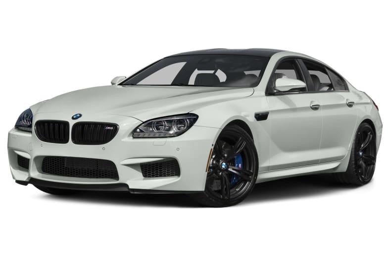 2015 BMW M6 Gran Coupe Exterior Photo