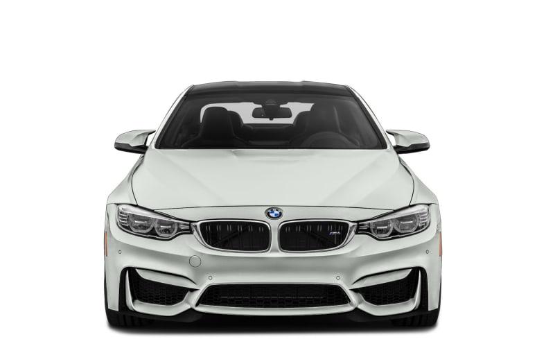 2017 BMW M4 Exterior Photo
