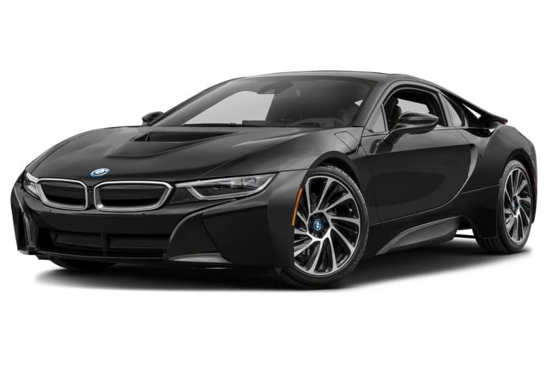 2017 BMW i8 Information