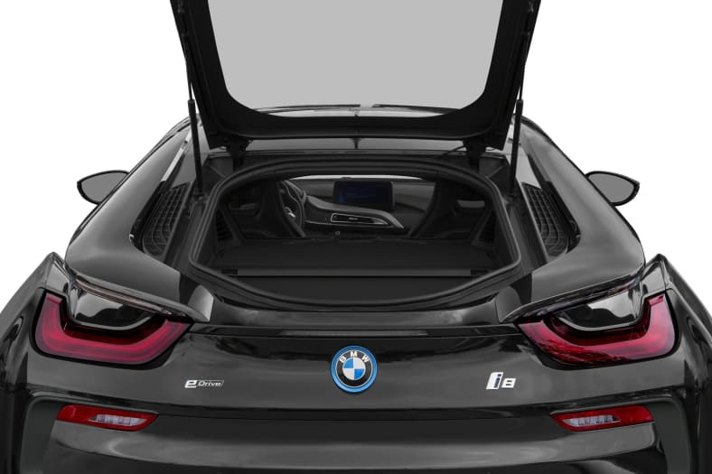 2014 BMW i8 Exterior Photo