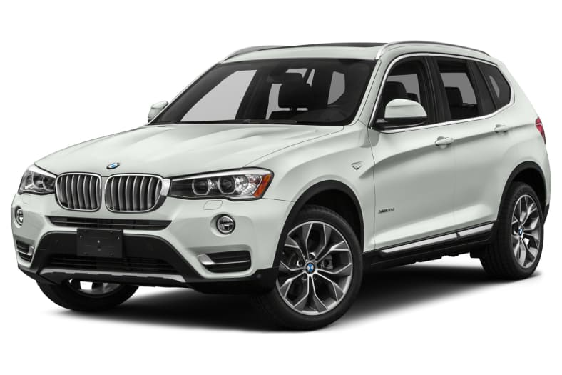 XDrive28i 4dr All Wheel Drive Sports Activity Vehicle 2015 BMW X3