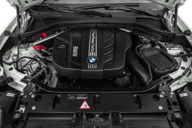 2016 BMW X3 Exterior Photo