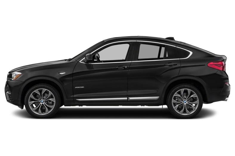 2015 BMW X4 Exterior Photo