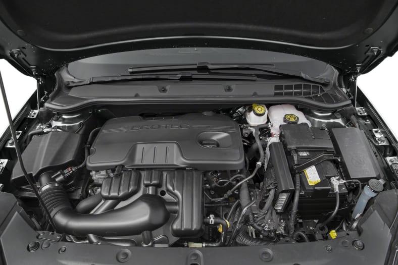 2016 Buick Verano Exterior Photo