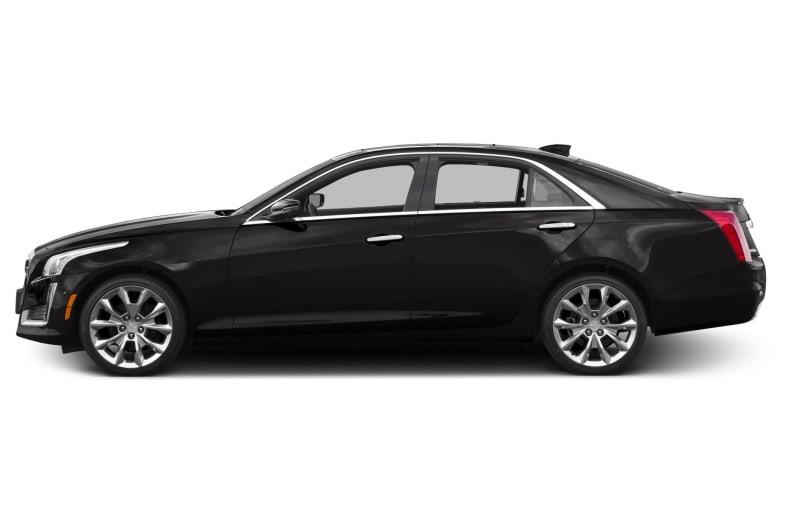 2015 Cadillac CTS Exterior Photo