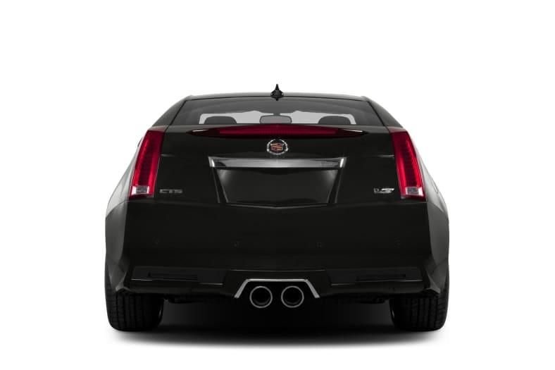 2015 Cadillac CTS-V Exterior Photo