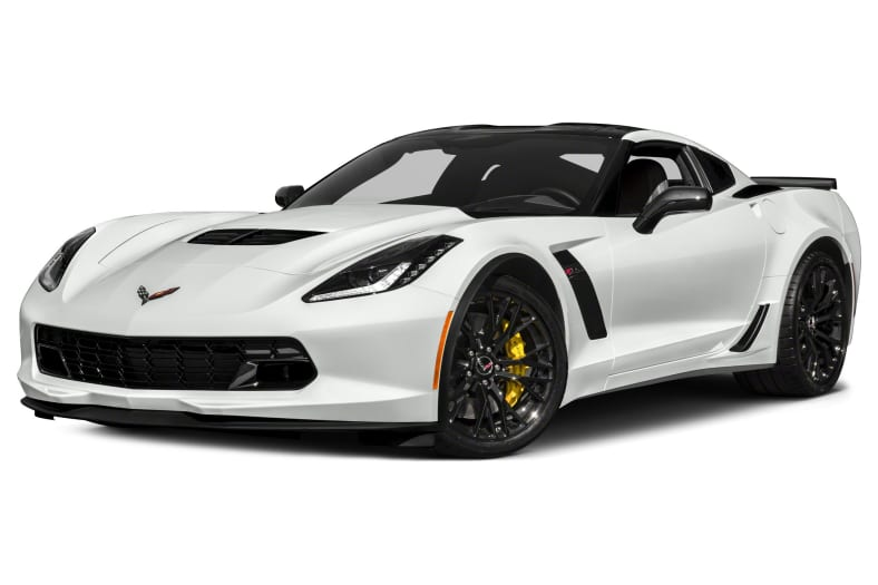 2017 Chevrolet Corvette Exterior Photo