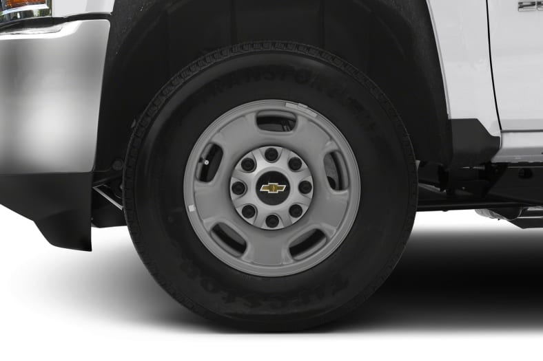 2015 Chevrolet Silverado 2500HD Exterior Photo