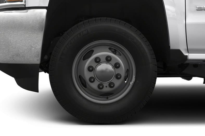 2016 Chevrolet Silverado 3500HD Exterior Photo
