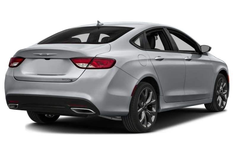 2015 Chrysler 200 S 4dr Front Wheel Drive Sedan Specs And Prices