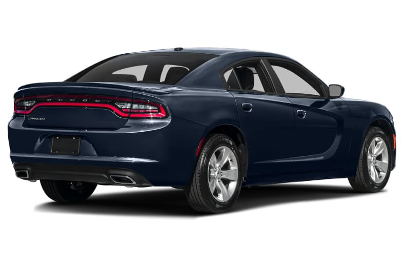 2017 Dodge Charger Exterior Photo
