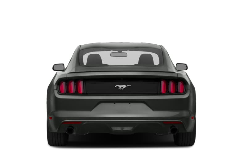 2017 Ford Mustang Exterior Photo