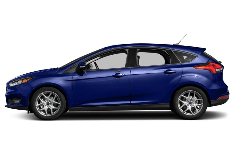 2017 Ford Focus Exterior Photo