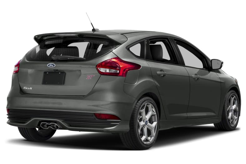 2017 Ford Focus St Exterior Photo