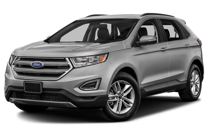 2016 Ford Edge Information