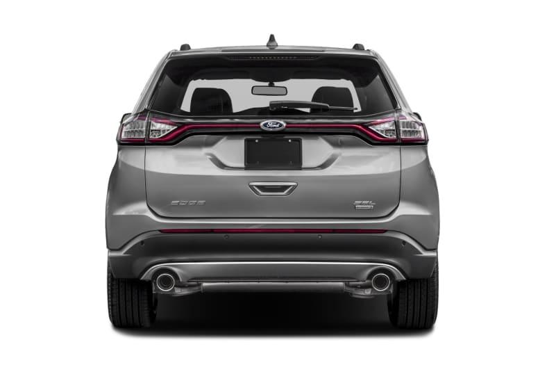 2017 Ford Edge Exterior Photo
