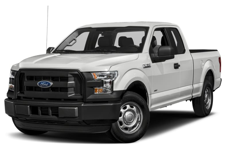 2017 Ford F 150 Exterior Photo