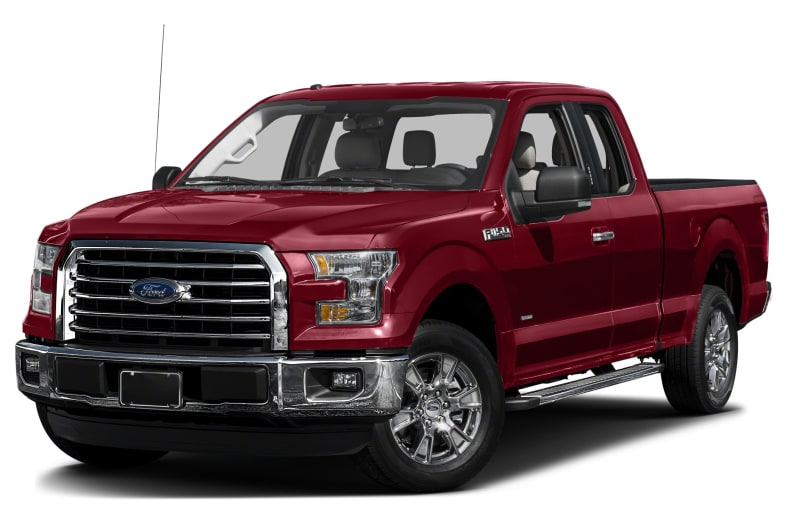 2016 Ford F 150 XLT 4x4 SuperCab Styleside 6 5 ft box 145 in WB