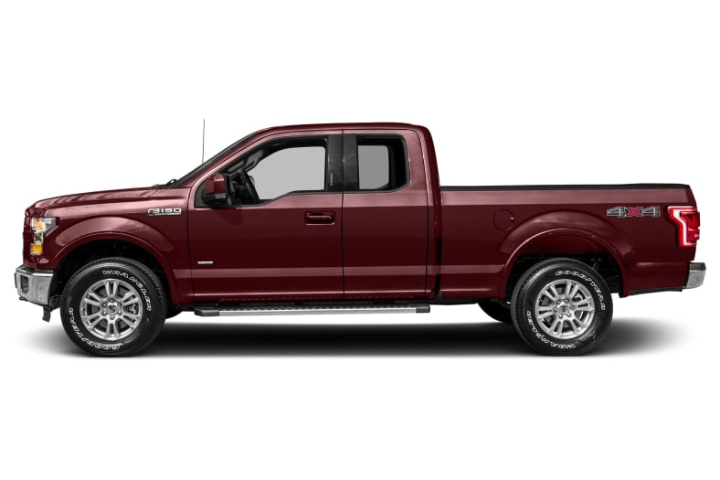 2017 ford f 150 lariat 4x4 supercab styleside 8 ft box 163 in wb pictures. Black Bedroom Furniture Sets. Home Design Ideas