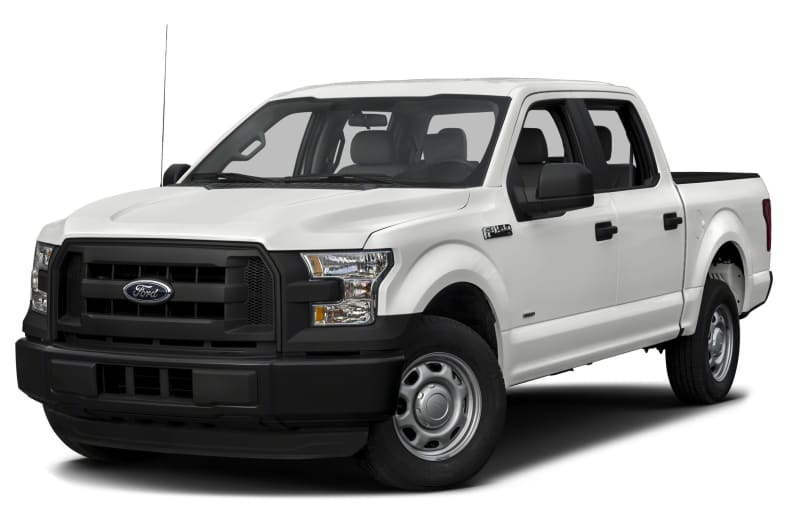 2017 ford f 150 xl 4x4 supercrew cab styleside 6 5 ft box 157 in wb pictures. Black Bedroom Furniture Sets. Home Design Ideas