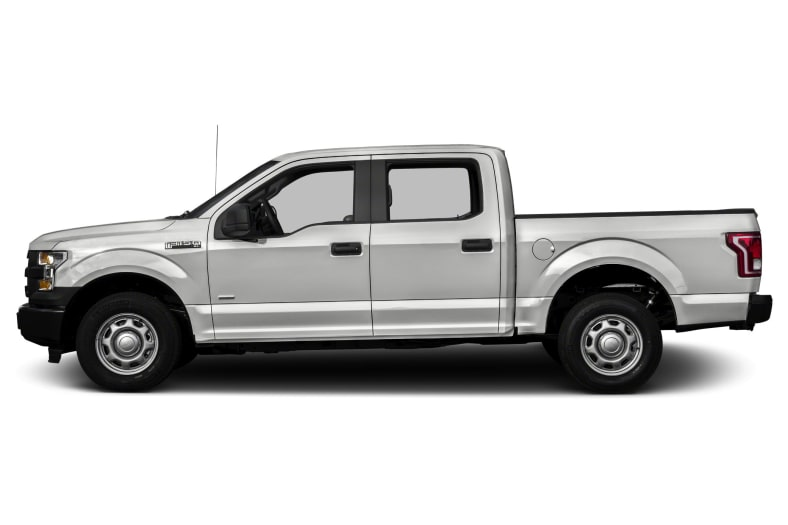 2017 ford f 150 xl 4x2 supercrew cab styleside 5 5 ft box 145 in wb pictures. Black Bedroom Furniture Sets. Home Design Ideas