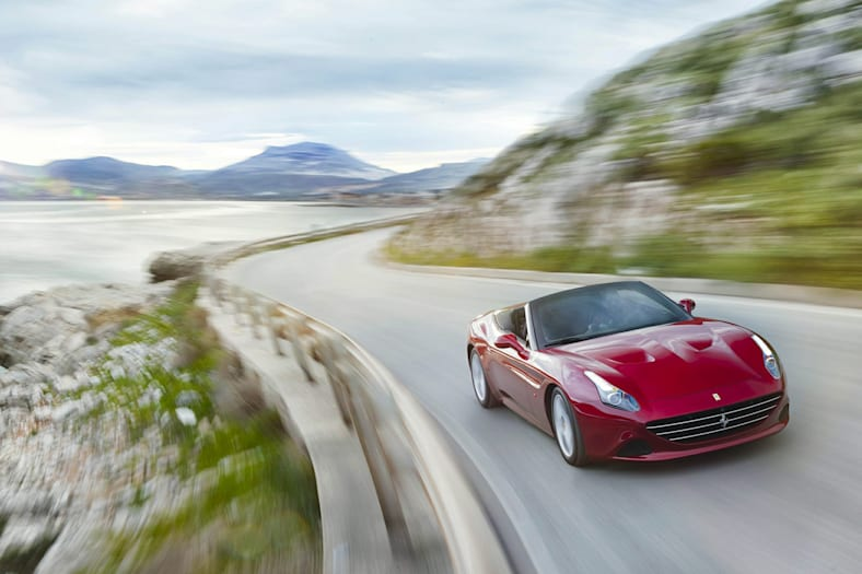 2017 Ferrari California Exterior Photo