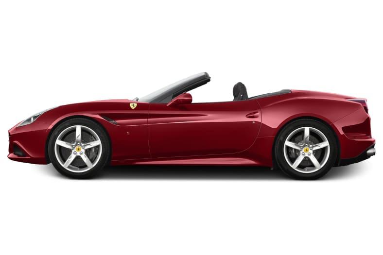 2016 Ferrari California Exterior Photo