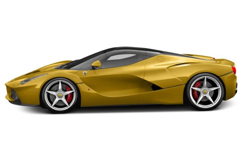 2014 Ferrari LaFerrari Exterior Photo
