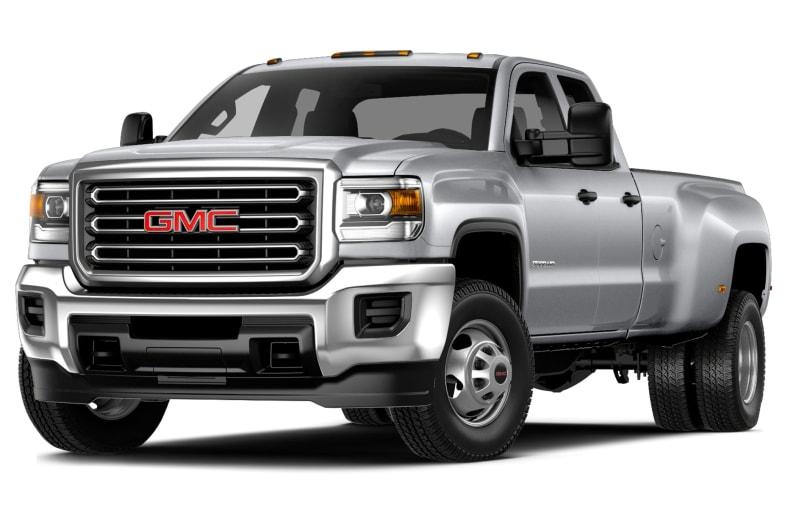 2016 Sierra 3500HD