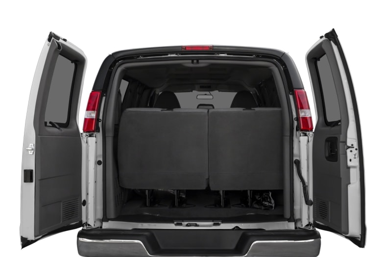2016 GMC Savana 2500 Exterior Photo