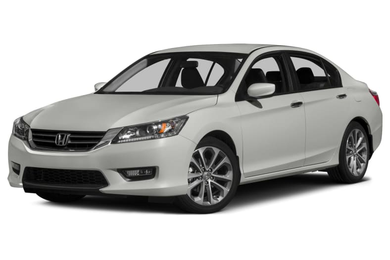 2015 Honda Accord Sport 4dr Sedan Pictures