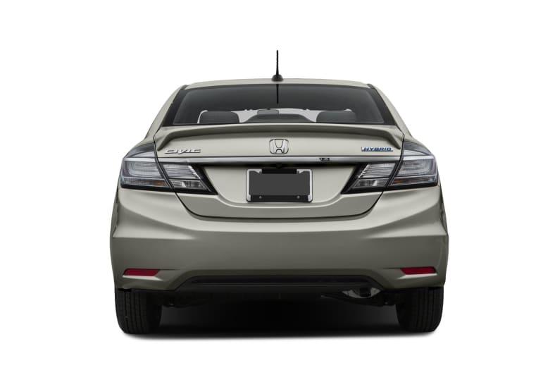 2015 Honda Civic Hybrid Exterior Photo