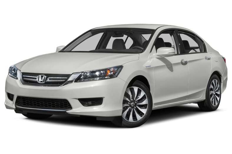 2014 Honda Accord Hybrid Exterior Photo
