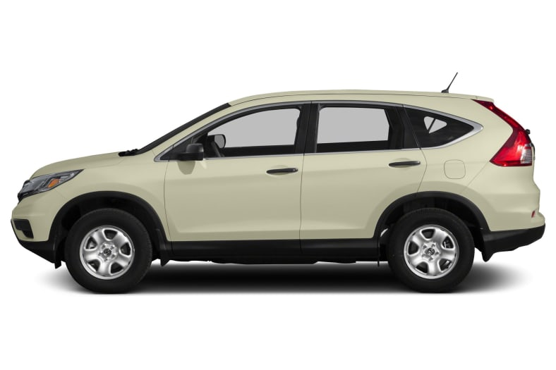 2015 Honda Cr V Pictures