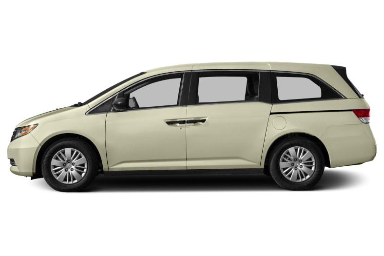 2015 Honda Odyssey Pictures