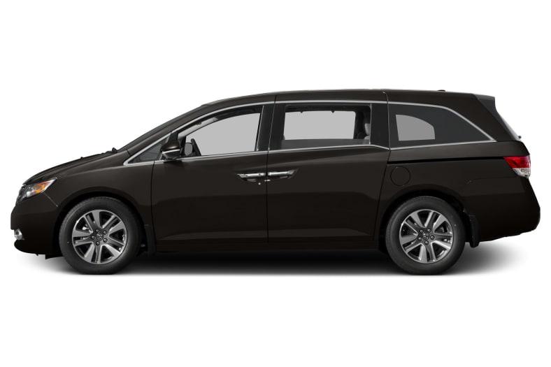 2015 Honda Odyssey Touring Elite Passenger Van Pictures
