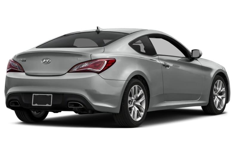 2016 Hyundai Genesis Coupe Exterior Photo