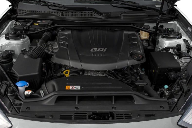 2016 Hyundai Genesis Coupe 3 8 R Spec 2dr Rear Wheel Drive