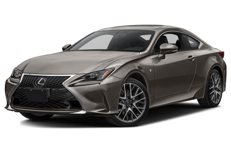 2017 Lexus Rc 350 Information