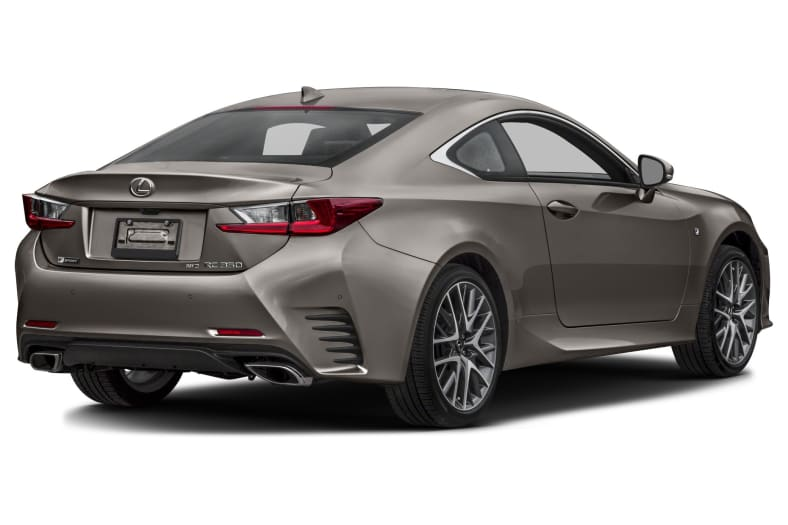2017 lexus rc 350 base 2dr rear-wheel drive coupe specs and prices