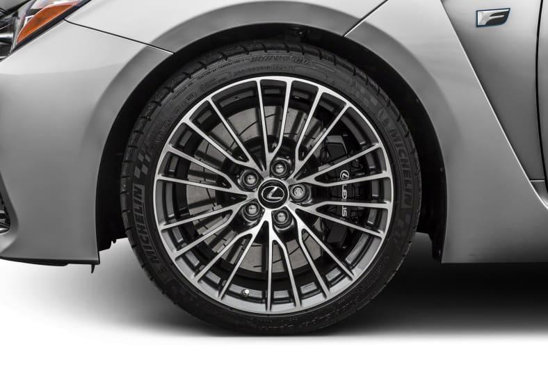 2016 Lexus RC F Exterior Photo