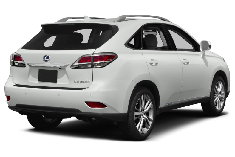 Lexus 2015 Rx 450h