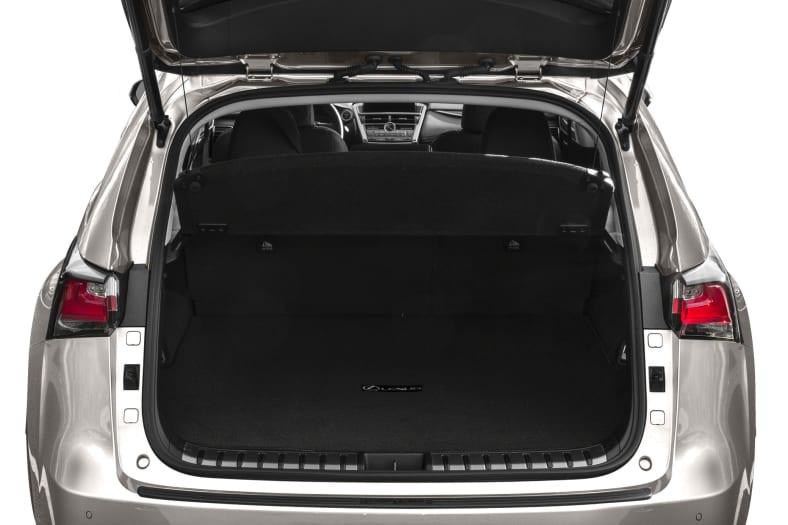 2016 Lexus NX 300h Exterior Photo