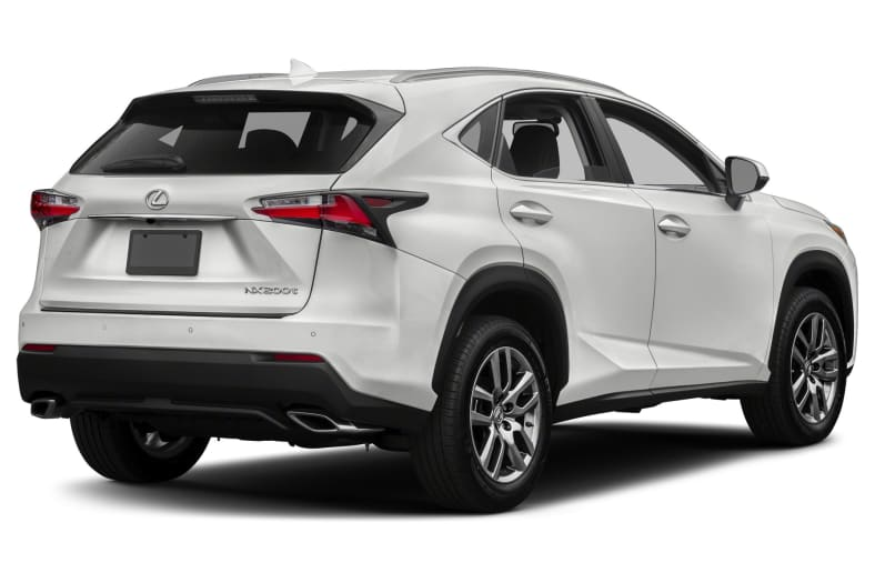 2017 Lexus Nx 200t Exterior Photo