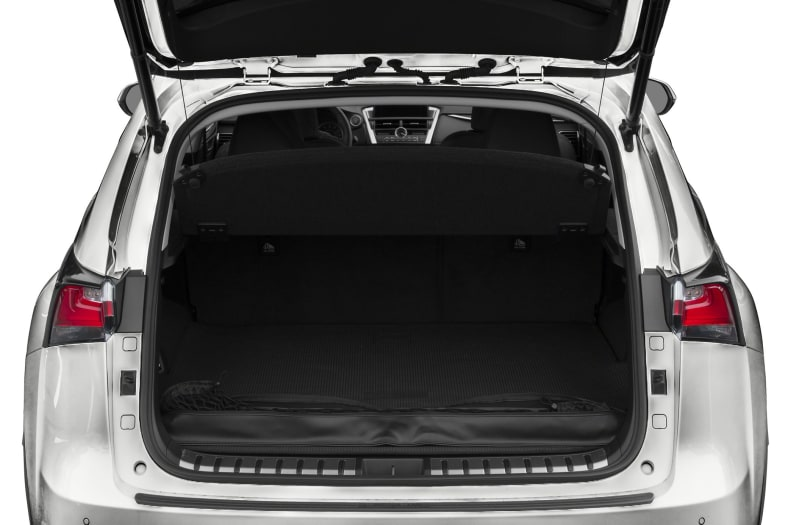 2017 Lexus NX 200t Exterior Photo