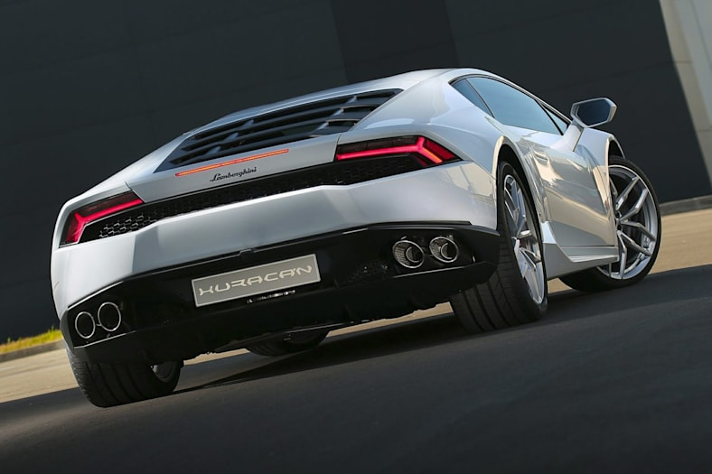 2018 Lamborghini Huracan Information