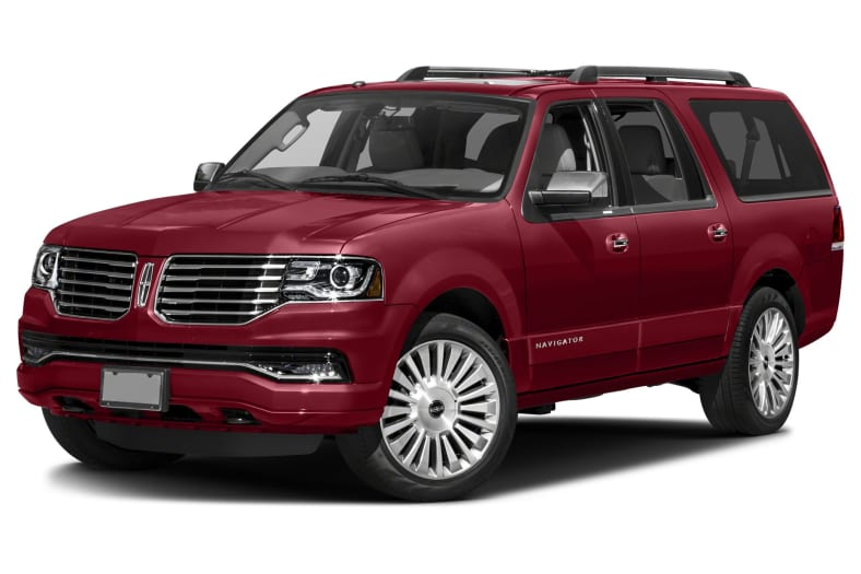 2017 Lincoln Navigator L Pictures